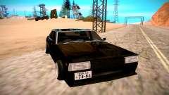 Nissan Skyline 2000GT для GTA San Andreas