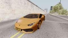 Lamborghini Huracan Dubai для GTA San Andreas