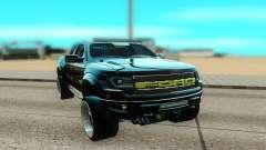 Ford 150 Raptor 2012 для GTA San Andreas