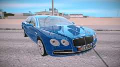Bentley Flying Spur для GTA San Andreas