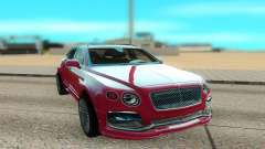 Bentley Bentayga Startech для GTA San Andreas