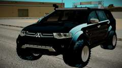 Mitsubishi Pajero Sport для GTA San Andreas