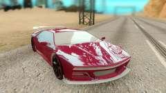 Ubermacht Sc1 для GTA San Andreas