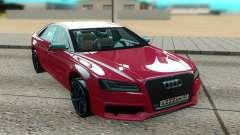 Audi S8 TMT для GTA San Andreas