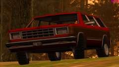 Landstalker from GTA Vice City для GTA San Andreas
