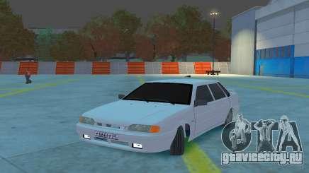 ВАЗ 2115 Сток Версия для GTA 4