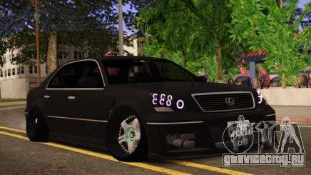 Lexus IS 430 для GTA San Andreas