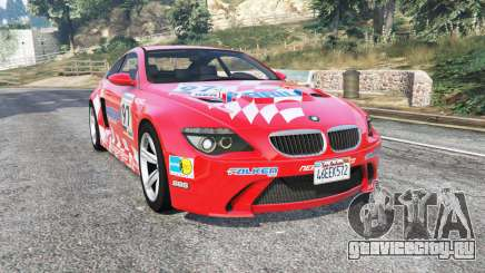 BMW M6 (E63) WideBody Carrillo v0.3 [replace] для GTA 5