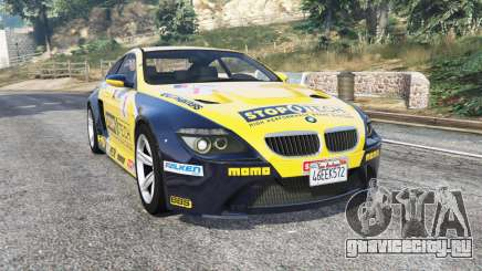 BMW M6 (E63) WideBody StopTech v0.3 [replace] для GTA 5