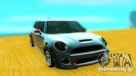 Mini Cooper Works GP для GTA San Andreas