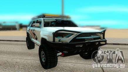 Toyota FJ Cruiser 4 Runner для GTA San Andreas