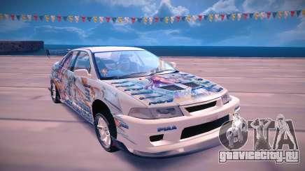 Mitsubishi Lancer EVO VI для GTA San Andreas