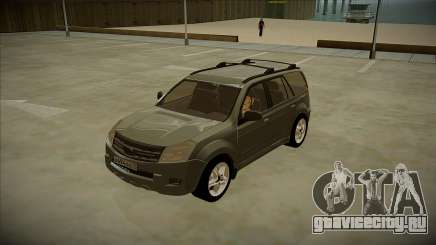 Great Wall Hover H2 Karelian Edition для GTA San Andreas