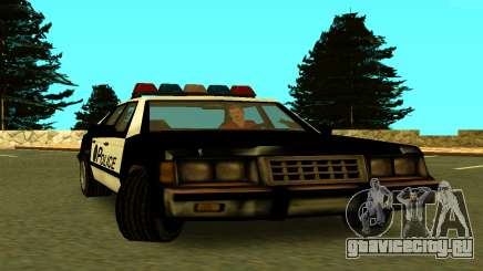 VCPD Cruiser from GTA Vice City для GTA San Andreas