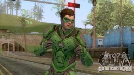 Injustice 2 - Green Lantern Elite Skin для GTA San Andreas