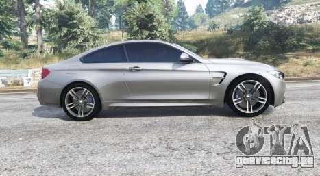 BMW M4 (F82) 2015 [replace]