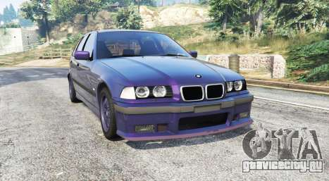 BMW M3 (E36) Touring v2.0 [replace] для GTA 5
