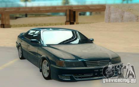 Toyota Chaser JZX100 для GTA San Andreas