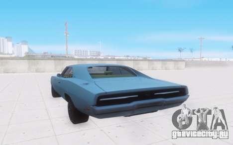 1969 Dodge Charger RT для GTA San Andreas