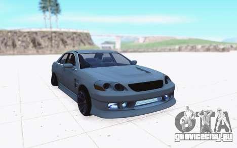 Toyota Mark II GX110 для GTA San Andreas