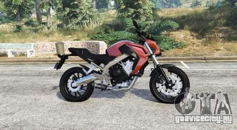 Honda CB 650F v0.91 [replace]