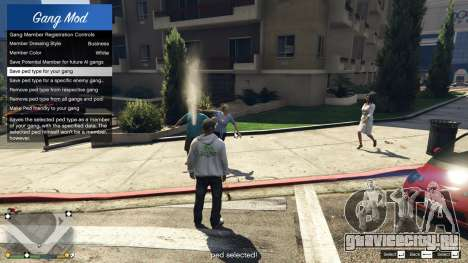 Gang and Turf Mod 1.3.9 для GTA 5