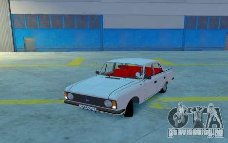 ИЖ 412 для GTA 4