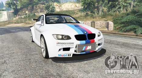 BMW M3 (E92) WideBody BMW Driving v1.2 [replace] для GTA 5