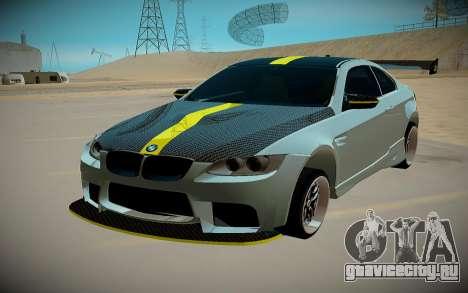 BMW M3 JUCA для GTA San Andreas