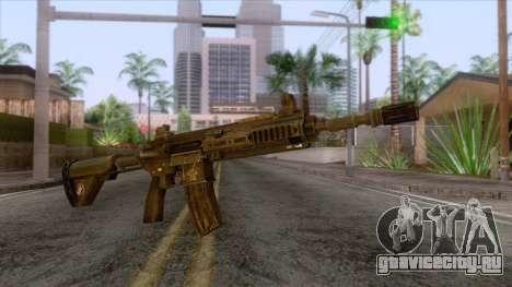 M-27 Assault Rifle для GTA San Andreas