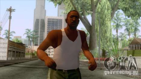 New Groove Street Skin 8 для GTA San Andreas