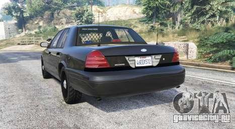 Ford Crown Victoria FBI v3.0 [replace]