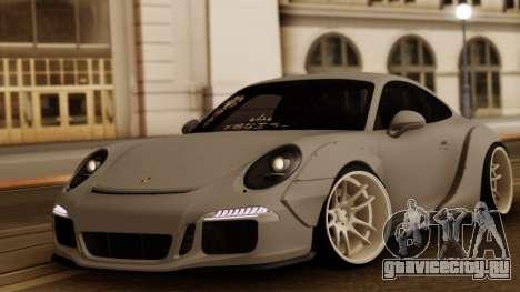 Porsche 991 Turbo для GTA San Andreas
