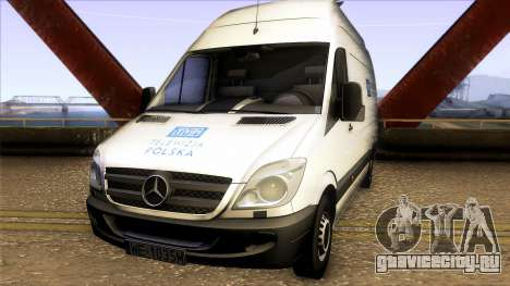 Mercedes-Benz Sprinter 311CDi - TVP для GTA San Andreas