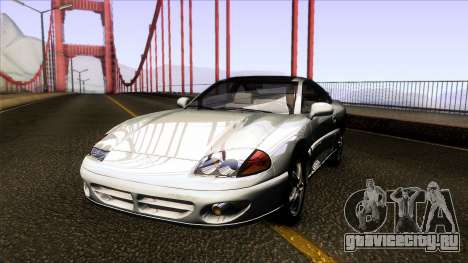Dodge Stealth Twin Turbo 1994 для GTA San Andreas