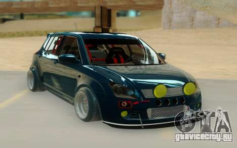 Suzuki Swift для GTA San Andreas