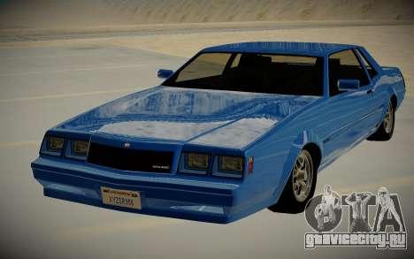 Declasse Sabre 550SS для GTA San Andreas