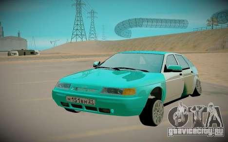 ВАЗ 2112 для GTA San Andreas