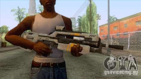 BR85HB SR Battle Rifle для GTA San Andreas