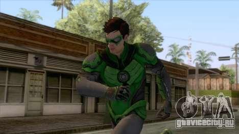 Injustice 2 - Green Lantern Skin для GTA San Andreas