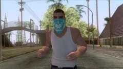 New Varios Los Aztecas Skin 1 для GTA San Andreas