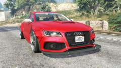 Audi RS 7 Sportback X-UK v1.1 [replace] для GTA 5