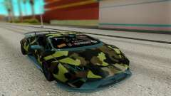 Lamborghini Huracan Performante Liberty Walk для GTA San Andreas