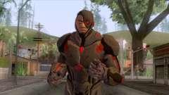 Injustice 2 - Cyborg Unbreakable Skin для GTA San Andreas
