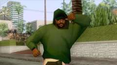 New Groove Street Skin 5 для GTA San Andreas