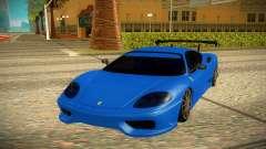 Ferrari 360 для GTA San Andreas