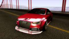Audi RS5 Liberty Walk Works 2014 для GTA San Andreas