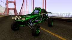 Bandito HD для GTA San Andreas