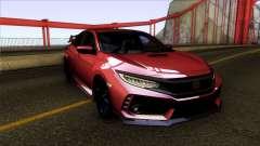 Honda Civic Type R 2017 для GTA San Andreas