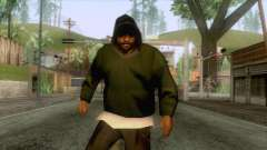 New Groove Street Skin 7 для GTA San Andreas
